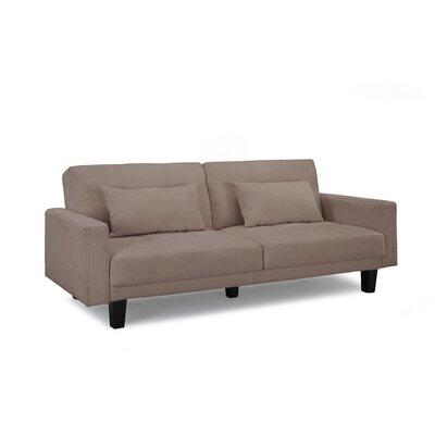 Signature Convertibles Romeo Fabric Sofa