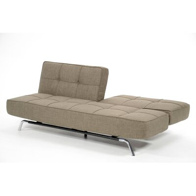 LifeStyle Solutions Marquee Euro Marcel Convertible Sofa