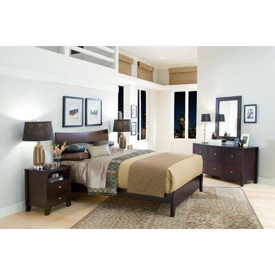 LifeStyle Solutions Canova 5 Piece Bedrooo Set