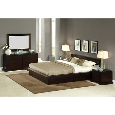 LifeStyle Solutions Zurich 5 Piece Bedroom Set