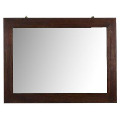 LifeStyle Solutions Canova Mirror in Cappuccino