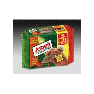 Easy Gardener Jobes Fertilizer Spikes Fruit
