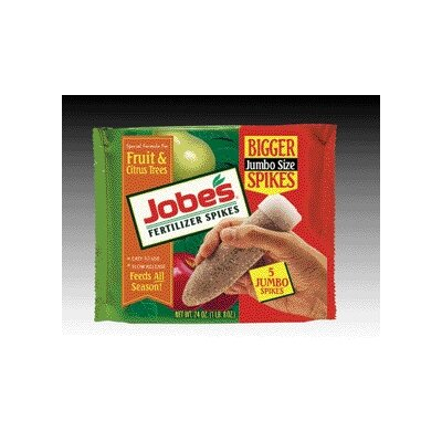Easy Gardener Jobes Citrus Fertilizer Spikes
