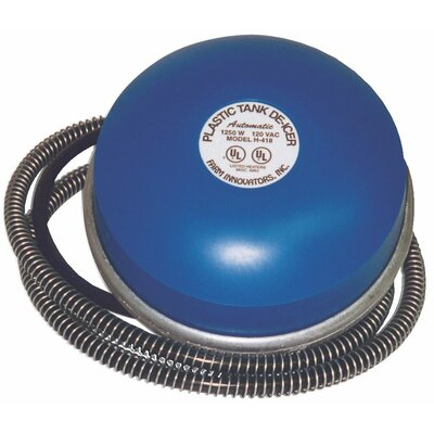 Farm Innovators 1250W Water Bucket Floating Heater