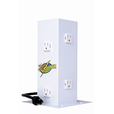 Hydrofarm Tower of Power Power Strip