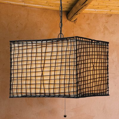 Kenroy Home Trellis 1 Light Outdoor Pendant
