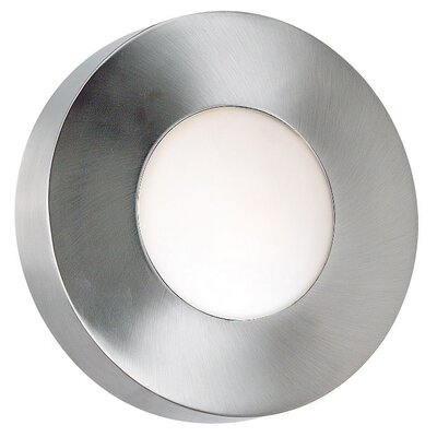Wildon Home ® Burst Round Outdoor Wall Sconce