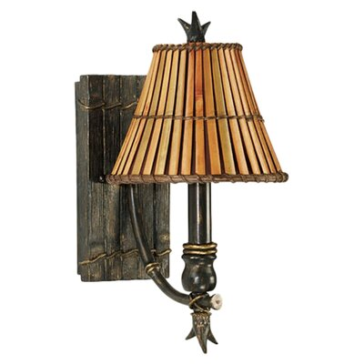 <strong>Kenroy Home</strong> Kwai 1 Light Wall Sconce