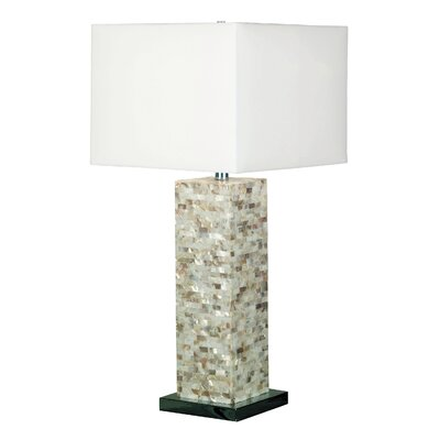 Kenroy Home Pearl 1 Light Table Lamp