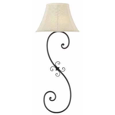 Kenroy Home Dekora 1 Light  Wallchiere Table Lamp