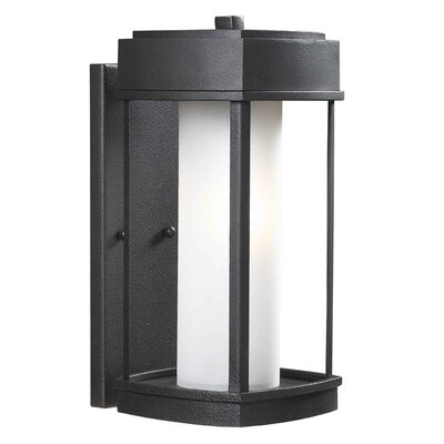 Wildon Home ® Wellfleet 1 Light Large Wall Lantern