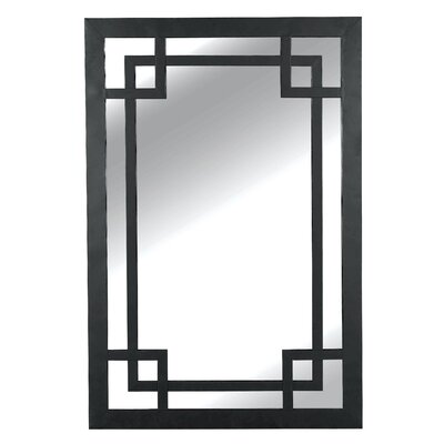 Kenroy Home Jacob Wall Mirror in Dark Bronze
