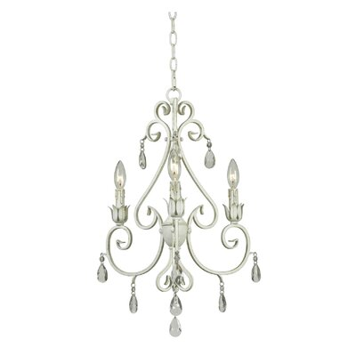 Kenroy Home Chamberlain 3 Light Chandelier