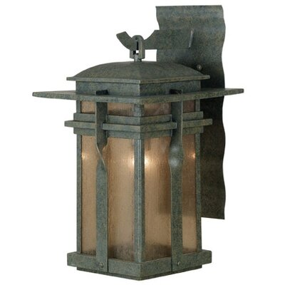 Kenroy Home Carrington 1 Light Small Lantern