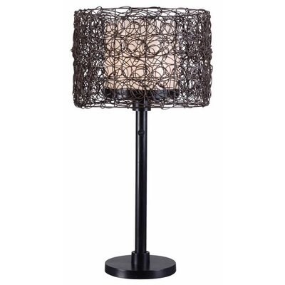 Kenroy Home Outdoor Tanglewood 1 Light Table Lamp