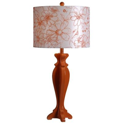 Kenroy Home Profile 1 Light Table Lamp