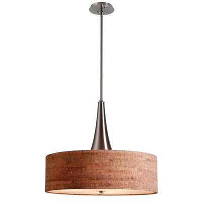 Wildon Home ® Bulletin 3 Light Pendant