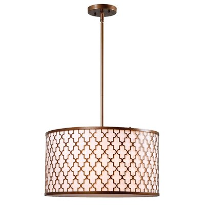 Tripoli 3 Light Pendant