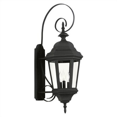 Kenroy Home Estate Large Wall Lantern