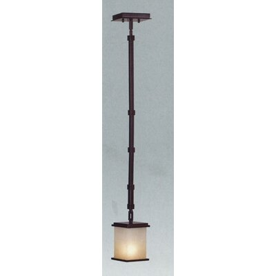 Kenroy Home Plateau 1 Light Mini Pendant