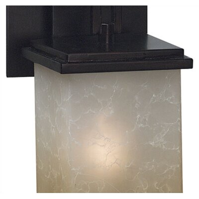 Kenroy Home Plateau 1 Light Wall Sconce