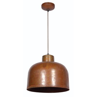 Wildon Home ® Chambers 1 Light Mini Pendant