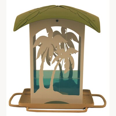 Woodstream Sea Side Wild Bird Feeder Beach Collection