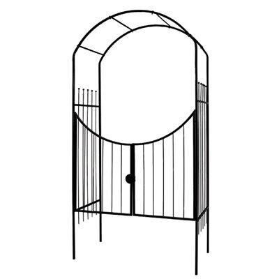 Savannah Arch & Gate