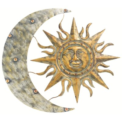 Gardman Aztec Sun and Moon Wall Art