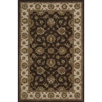 Nourison India House Chocolate Rug