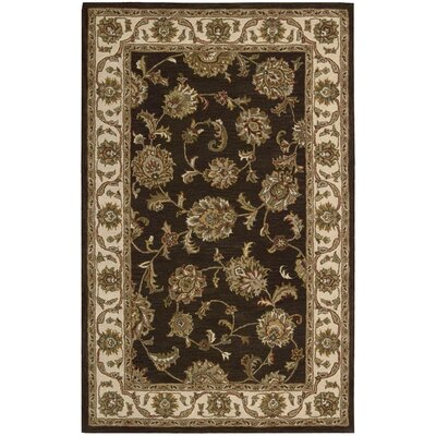 India House Chocolate Rug