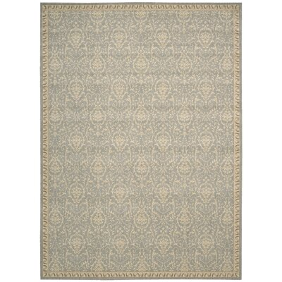 Riviera Blue/Tan Rug