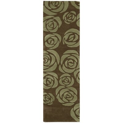 Nourison Skyland Brown/Green Rug
