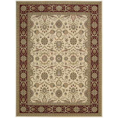 Persian Crown Cream Rug
