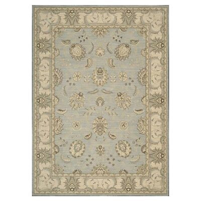 <strong>Nourison</strong> Persian Empire Aqua Rug