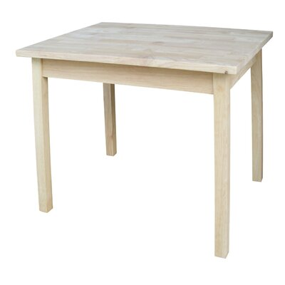International Concepts Juvenile Child's Writing Table