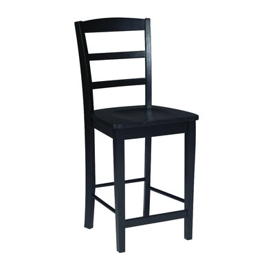 International Concepts Dining Essentials Madrid Counter Height Stool