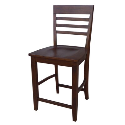 International Concepts Dining Essentials Counter Height Stool