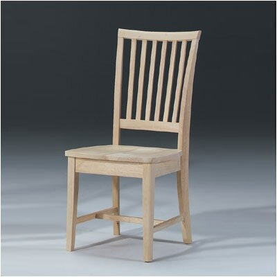 International Concepts Mission Side Chair (Set of 2)