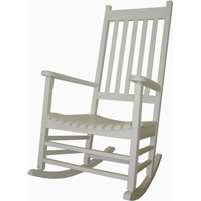International Concepts Somer Hunter Rocking Chair
