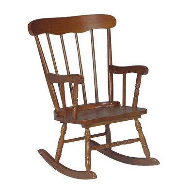 International Concepts Juvenile Kids Rocking Chair