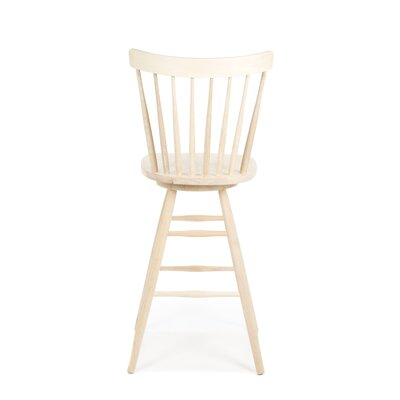"International Concepts 30"" Copenhagen Swivel Stool"