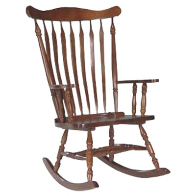 <strong>International Concepts</strong> Rocking Chair