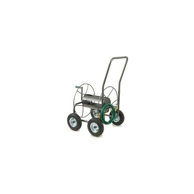 Lewis Lifetime Tools Four Wheeled Hose Truck