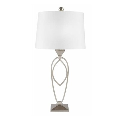 Fangio Lighting Rolled Edge Shade Table Lamp