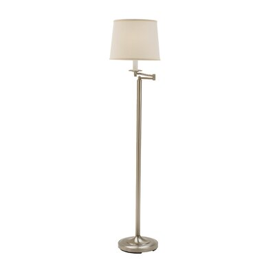 Fangio Lighting Swing Arm Floor Lamp