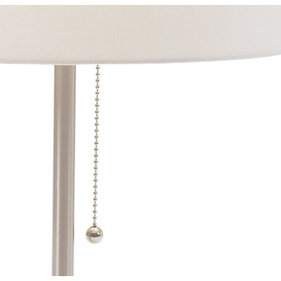 "Fangio Lighting 26"" H Modern Table Lamp"