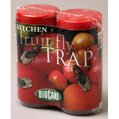 Springstar BioCare™ Kitchen Fruit Fly Trap (Set of 2)