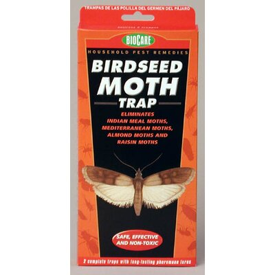 Springstar BioCare™ Birdseed Moth Traps (Set of 2)