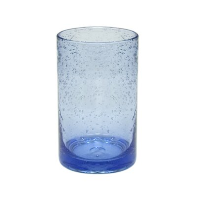 Iris Highball Glass in Light Blue (Set of 4)